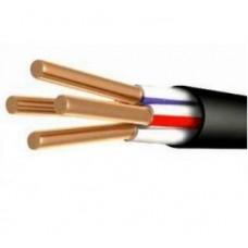 Силовой кабель ВВГ 3х2.5+1х1.5 (3*2.5+1*1.5)